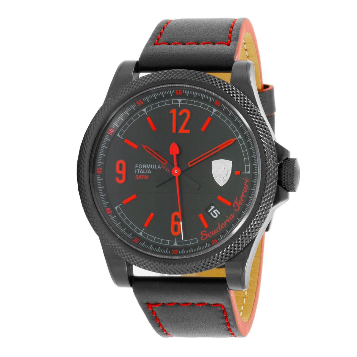 นาฬิกาผู้ชาย Ferrari รุ่น 0830271, Formula Italia
