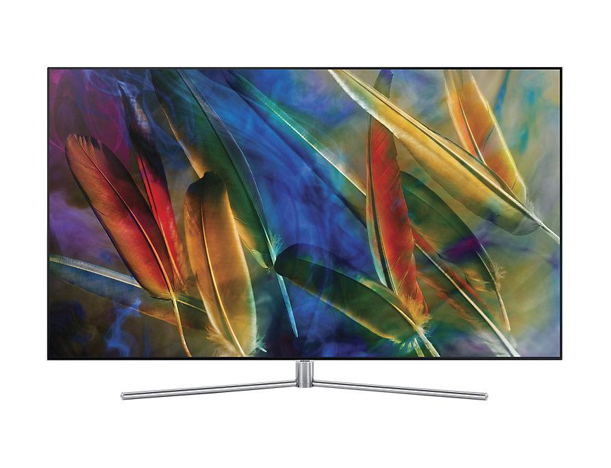 """Samsung 55"""" QLED Smart TV QA55Q7FAMKXXT Series 7"""