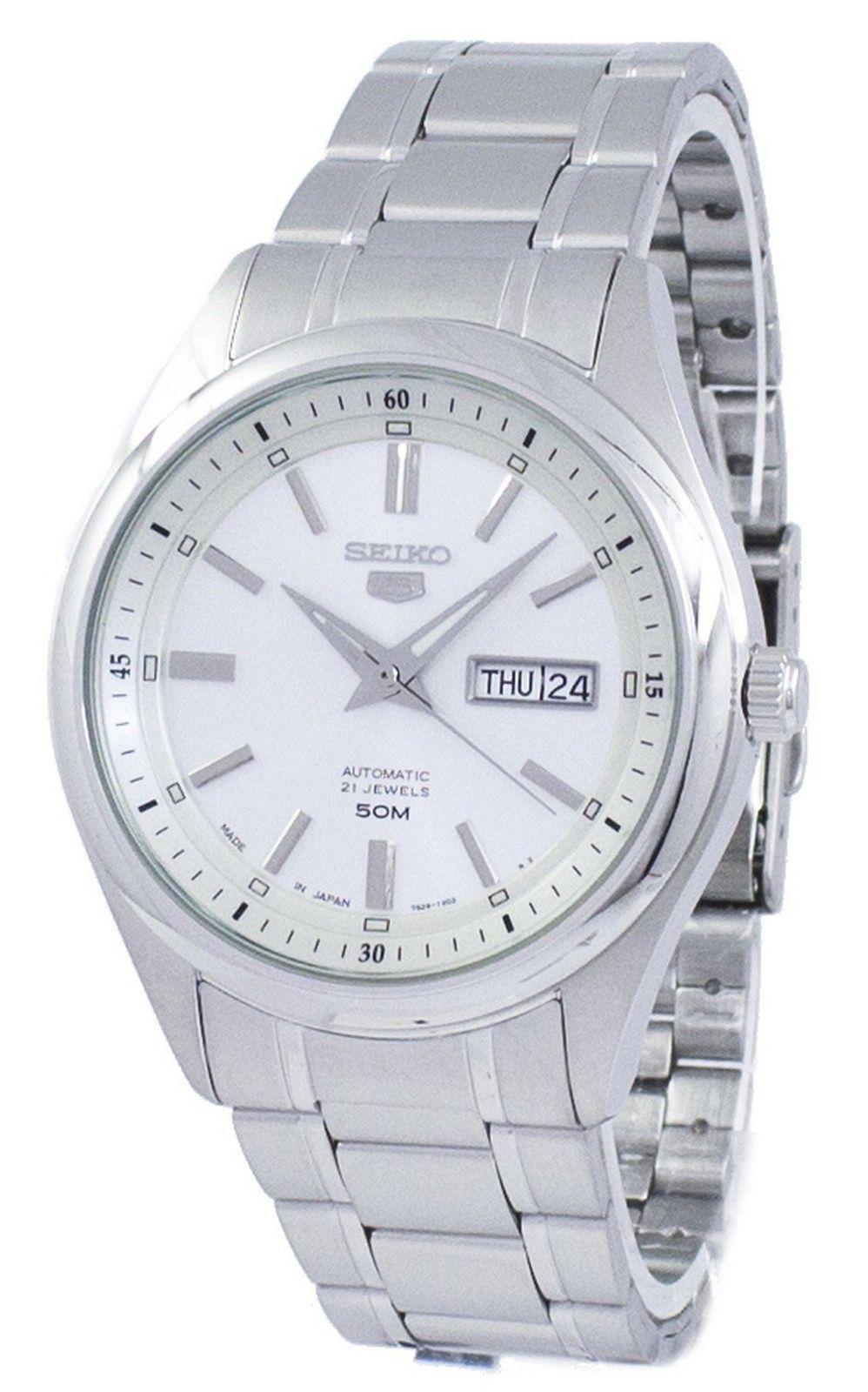 นาฬิกาผู้ชาย Seiko รุ่น SNKN85J1, Seiko 5 Sports Automatic Japan Made Men's Watch