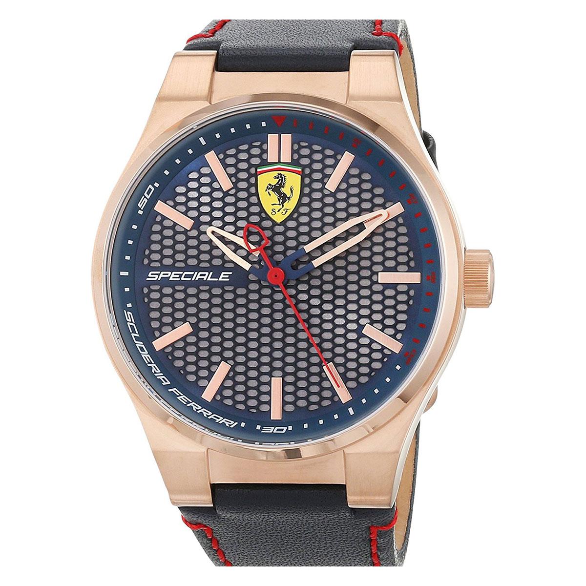 นาฬิกาผู้ชาย Ferrari รุ่น 0830382, Speciale