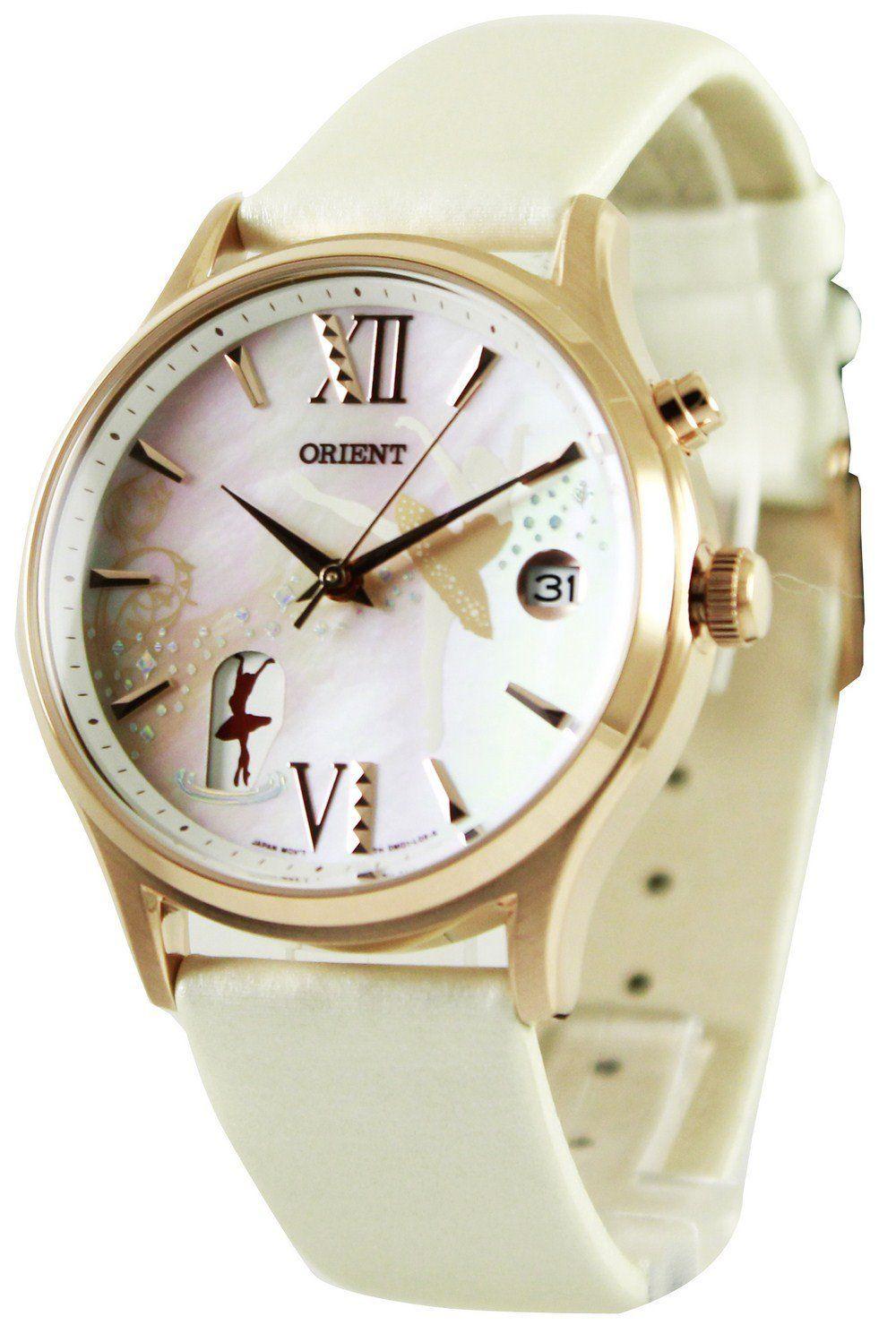 นาฬิกาผู้หญิง Orient รุ่น DM01002W, FDM01002WL