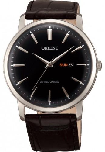 นาฬิกาผู้ชาย Orient รุ่น SUG1R002B6, Capital Dome Crystal Japan