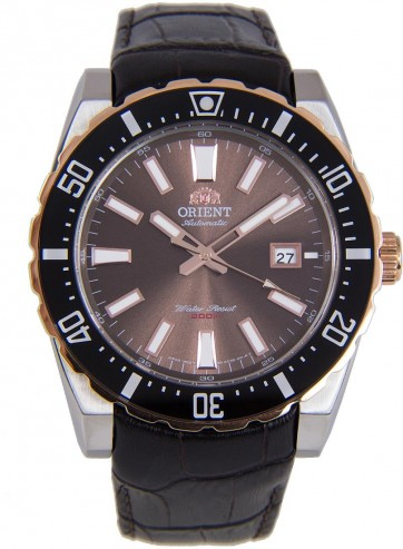 นาฬิกาผู้ชาย Orient รุ่น FAC09002T0, Mako XL V2 Mechanical Automatic