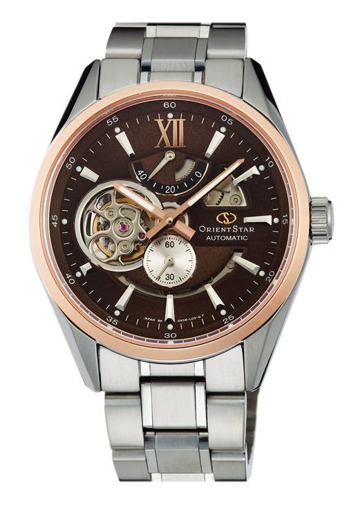 นาฬิกาผู้ชาย Orient รุ่น SDK05005T, Orient Star 65th Anniversary Modern Skeleton Limited Edition 2000pcs Men's Watch