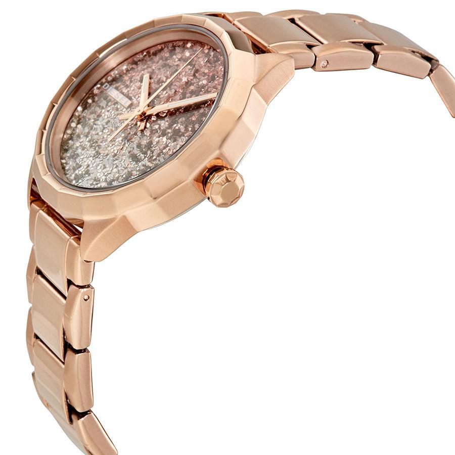 Diesel Dz5539 Kween B Glitter Rose Gold Tone Orient Combat Fnr1h003b0 Ladies Com 100 Brandname Swiss Luxury Watches Tissot Citizen Seiko Hamilton Luminox Suunto