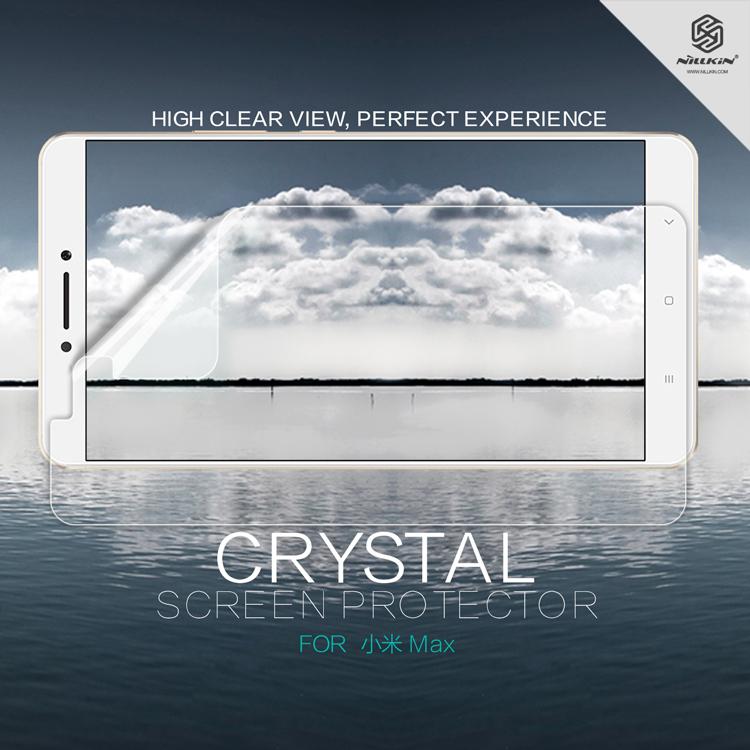 ฟิล์มกันรอยใส Nillkin Super Clear สำหรับ Xiaomi Mi Max (ไม่เต็มจอ)