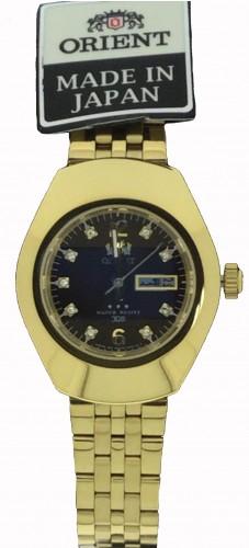 นาฬิกาผู้หญิง Orient รุ่น SNQ22003T8, Orient 3 Star Automatic