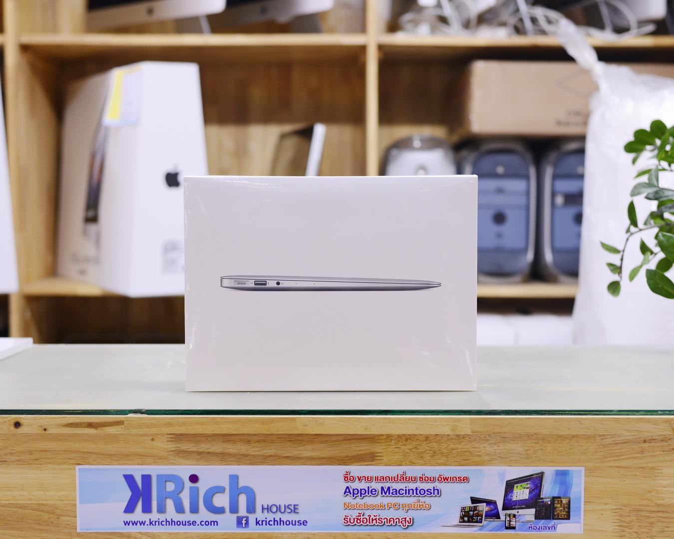 NEW - MacBook Air (13-inch, Early 2015) - Core i5 1.6GHz RAM 8GB SSD 256GB - Apple Warranty 1y.