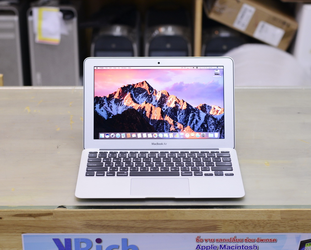 MacBook Air 11-inch Early2015 Core i5 1.6GHz RAM 4GB SSD 128GB