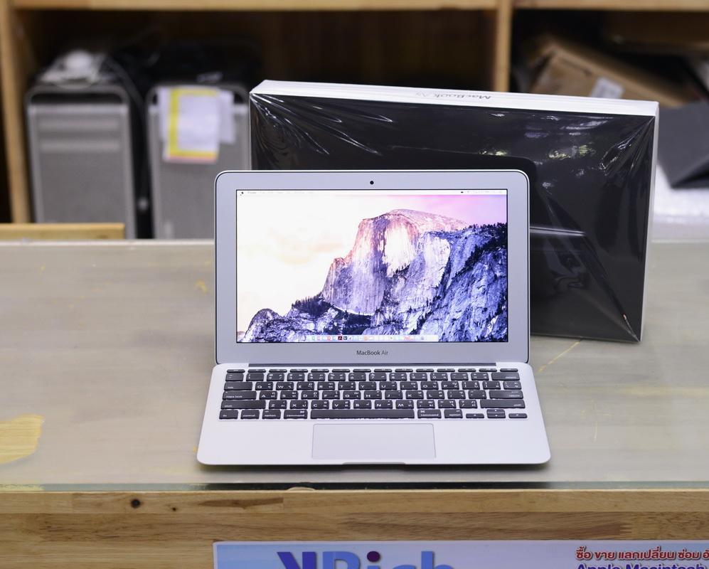 MacBook Air 11-inch Mid2011 Core i5 1.6GHz RAM 2GB SSD 64GB FullBox