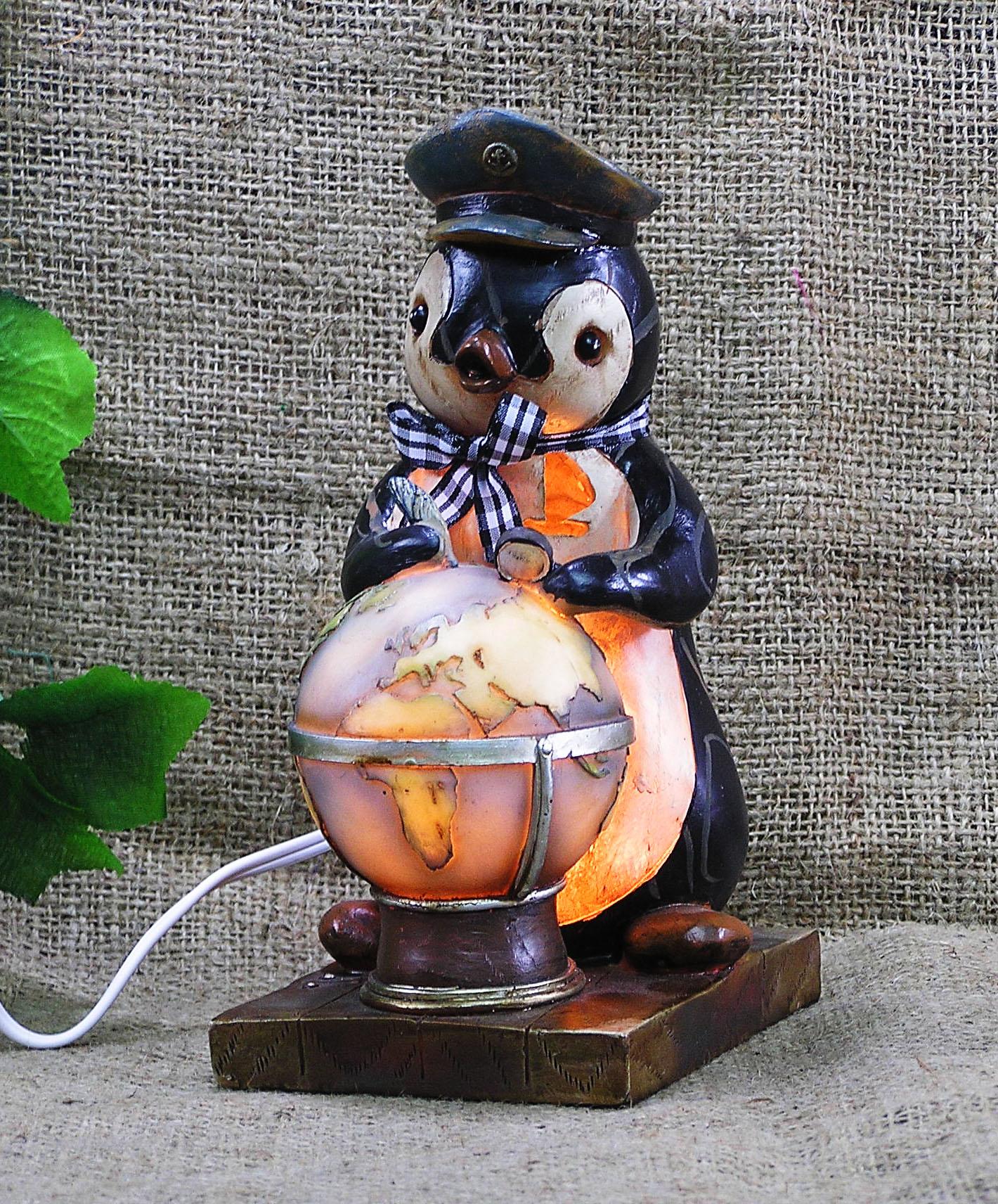 โคมไฟนกเพนกวิน