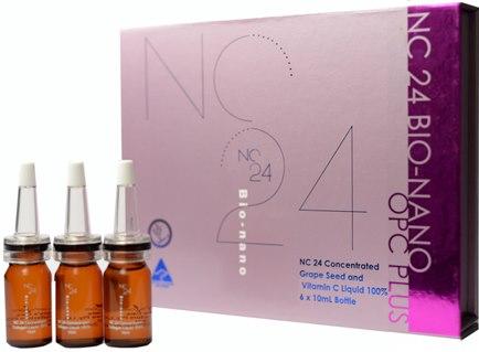 NC24 Concentrated OPC Grape Seed & Vitamin C เซรั่มเมล็ดองุ่น และวิตามินซี ลดสิว ฝ้า กระ ลดความมัน