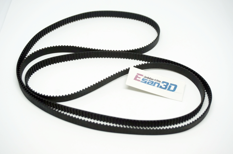 สายพาน timing belt width 6mm แบบ close loop 900-2GT-6