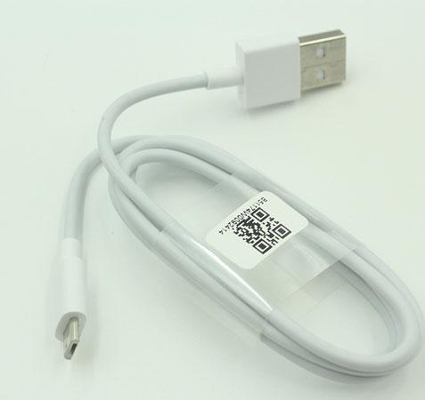 Xiaomi Micro USB Cable 2A สายแท้ สีขาว