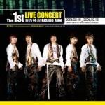 [PRE-ORDER] TVXQ - 1ST LIVE CONCERT ALBUM-RISING SUN (2CD)