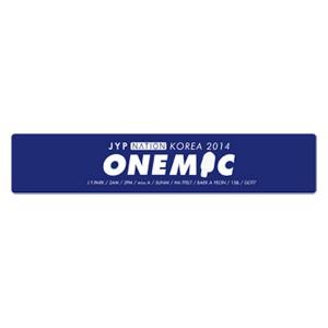 [PRE-ORDER] JYP NATION KOREA 2014 ONE MIC Slogan