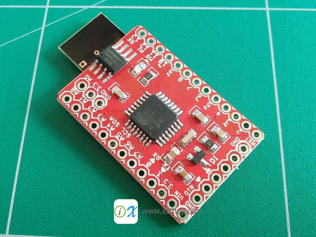 Nrf24Duino Arduino Mini Plus Nrf24l01 Board