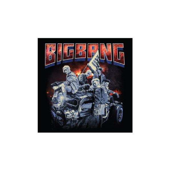 "[PRE-ORDER] BIGBANG - BIGBANG WORLD TOUR [MADE] FINAL in SEOUL ""BIGBANG BANDANA"""
