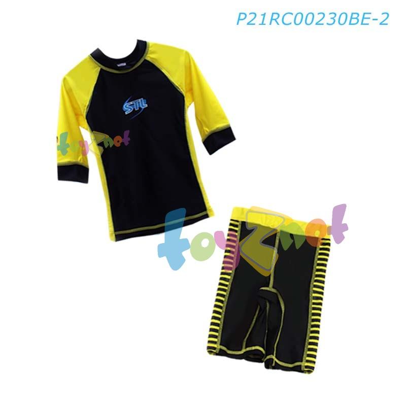 STL ชุดว่ายน้ำ เด็ก 2 ขวบ ลายผึ้งน้อย รุ่น P21RC00230BE-2