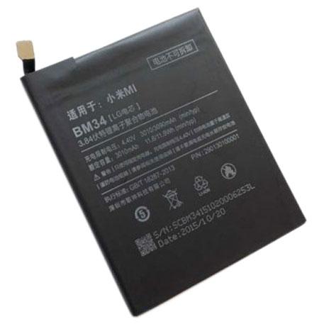 ราคา แบตเตอรี่ Xiaomi mi note Pro
