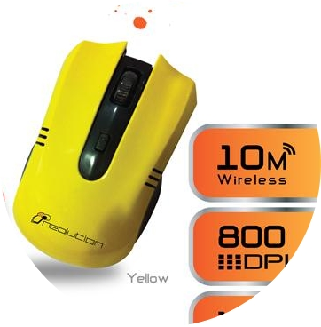 F16 Wireless Mouse
