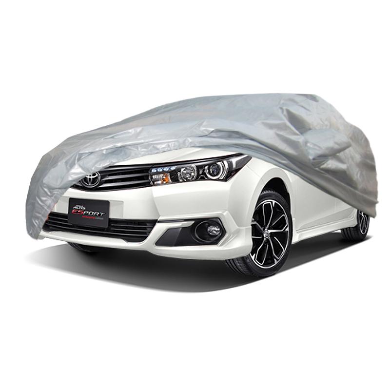 ผ้าคลุมรถเข้ารูป100% รุ่น S-Coat Cover สำหรับรถ TOYOTA ALTIS 2014-2019