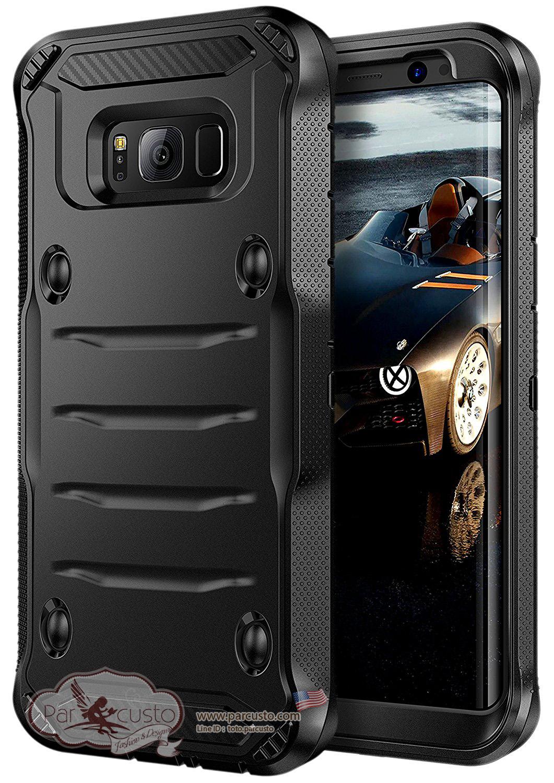 เคสกันกระแทก Samsung Galaxy S8+ [Dual Layer Armor] จาก E LV [Pre-order USA]