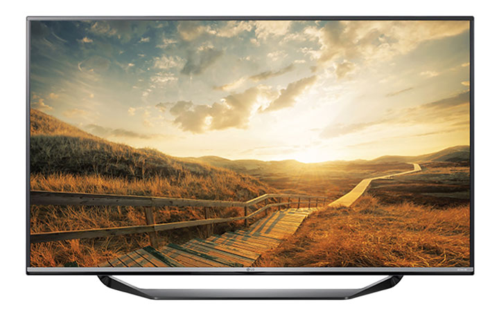 LG ULTRA HD TV 49 นิ้ว รุ่น 49UF670T