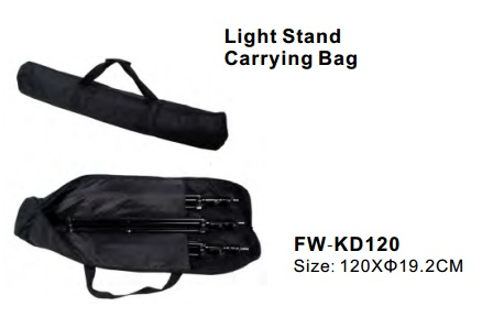 Batteries, Chargers, On-Camera Light Accessries, Cases & Bags FW-KD120