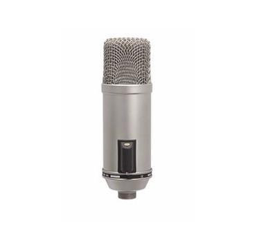 Broadcaster End-Address Broadcast Condenser Microphone