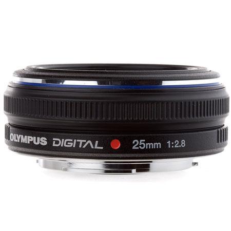 Olympus ES-2528 Zuiko Digital 25mm f2.8 Pancake lens
