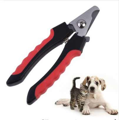 กรรไกรตัดเล็บสุนัขพร้อมตะไบ