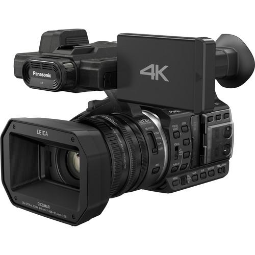 Panasonic HC-X1000 4K DCI/Ultra HD/Full HD Camcorder ใหม่ล่าสุด