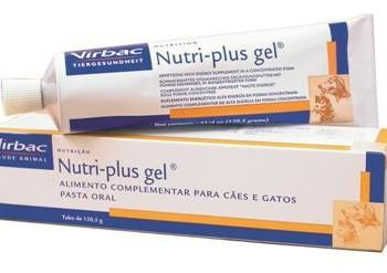 นูตริพลัส เจล (Nutri-Plus Gel) อาหารเสริมสำหรับสุนัขและแมว