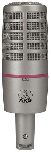 AKG C4500B-BC - Cardioid Large Diaphragm Broadcast and Studio Condenser Microphone