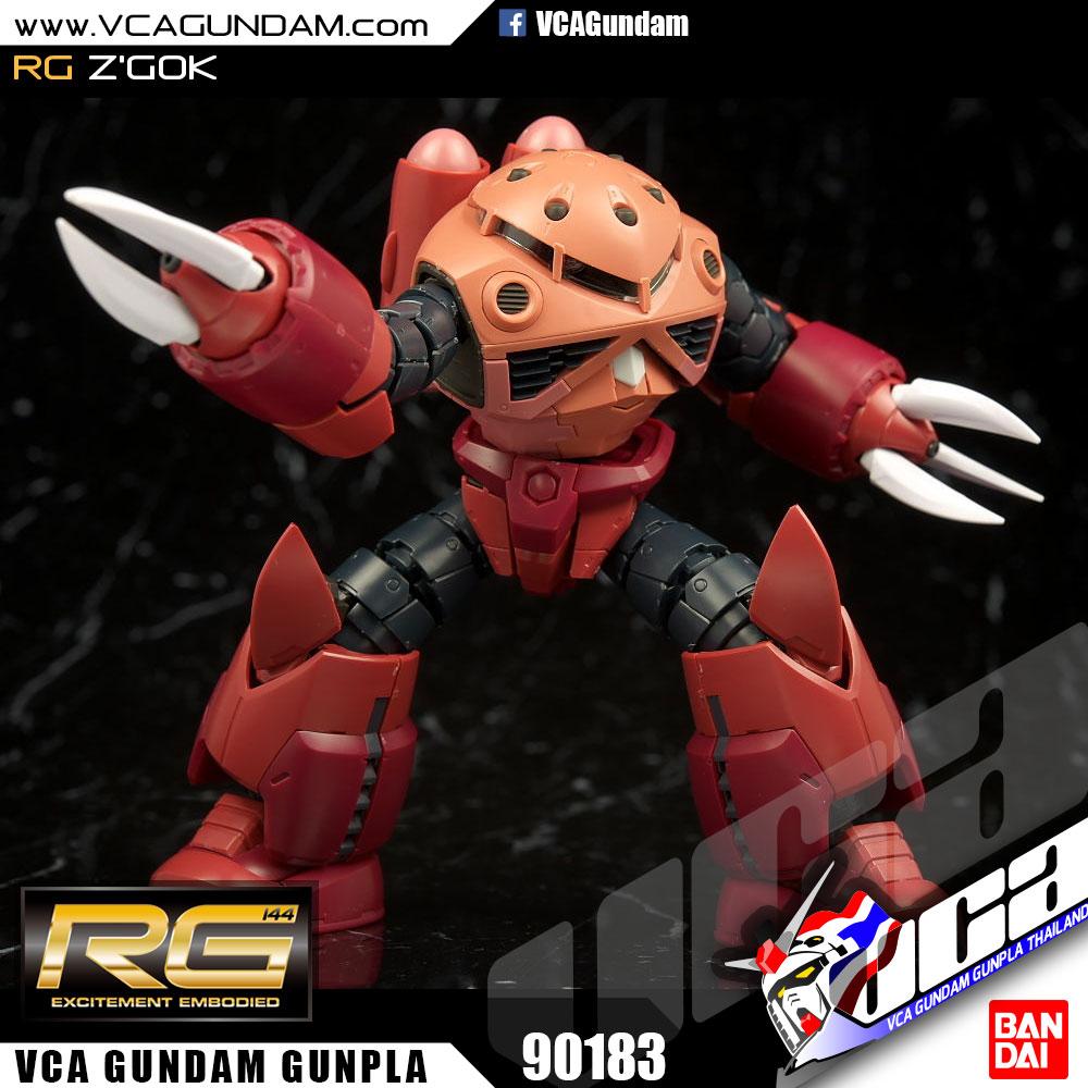 RG MSM-07S Z'GOK ซีก๊อก