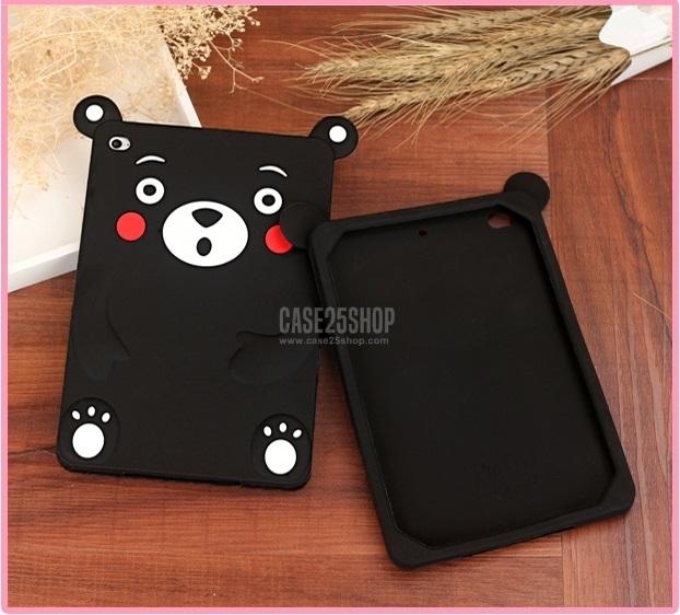 เคสซิลิโคน KUMAMON (เคส iPad Air 1)