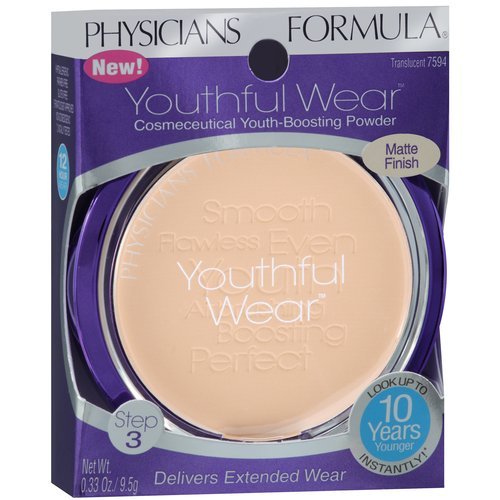 Physicians Formula Youthful Wear Matte Finish - Translucent