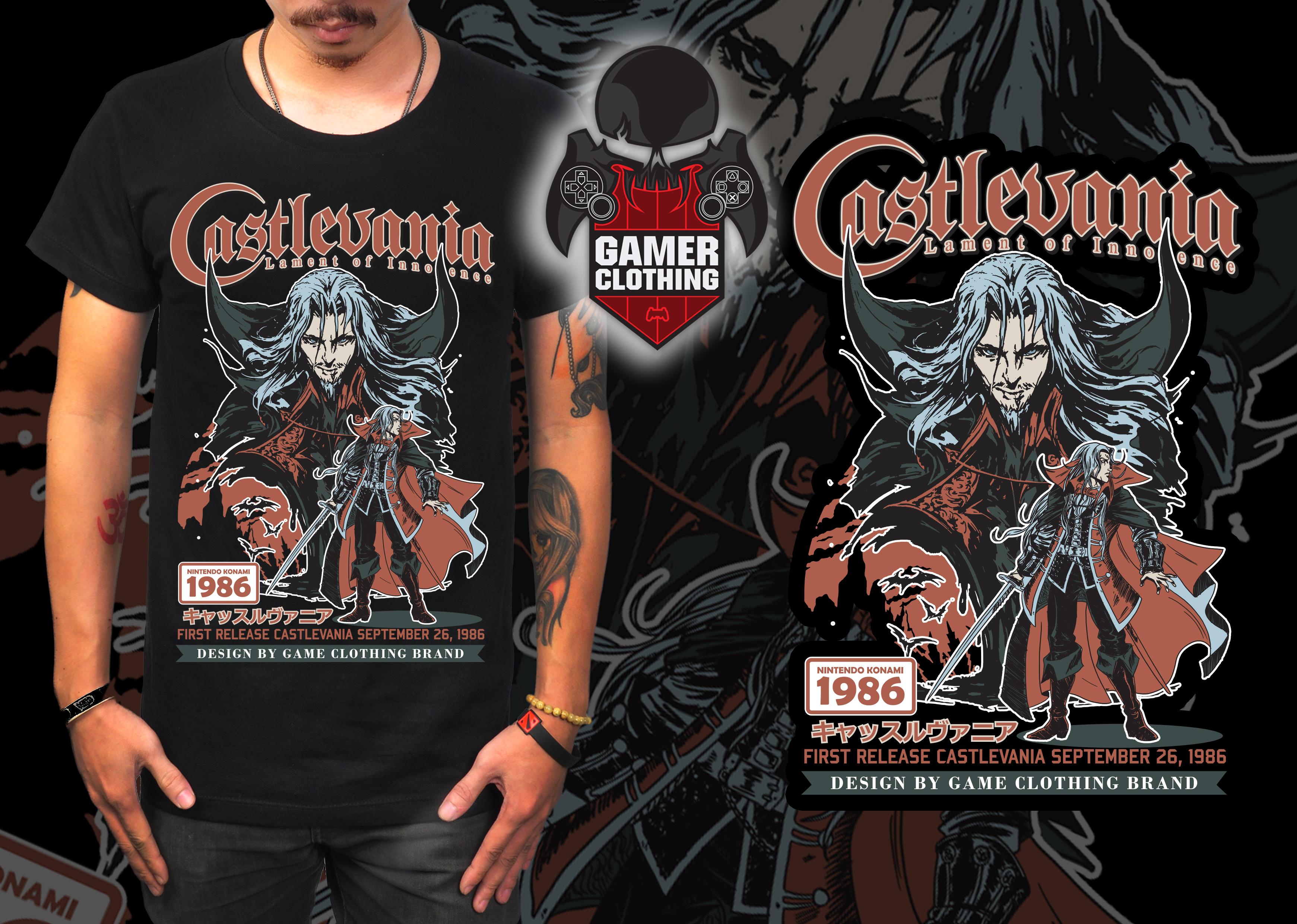 Castlecania T-Shirt