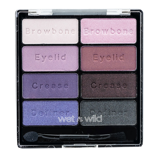 Wet n Wild Color Icon Eyeshadow Collection E736 Petal Pusher