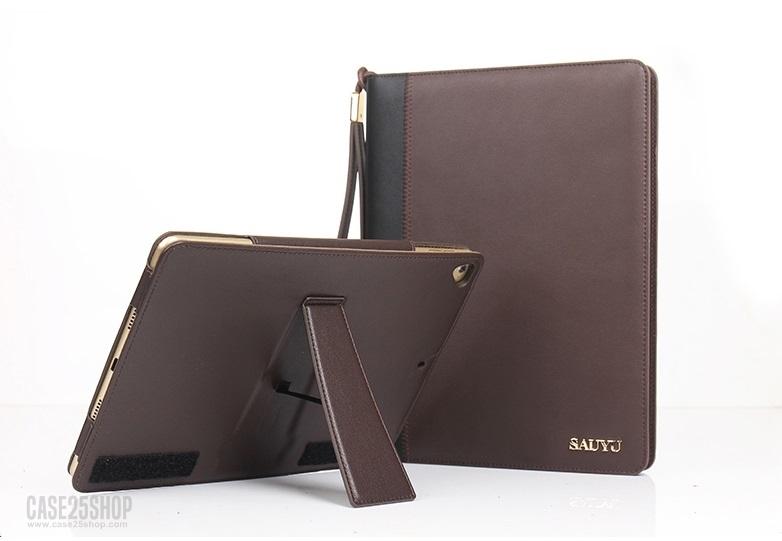 SAUYU เคสกระเป๋าหนังสไตล์นักธุรกิจ แยกชิ้นส่วนได้ (เคส iPad mini 1/2/3)
