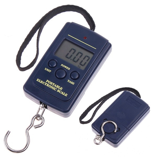 Digital Hanging Scale 40kg/10g