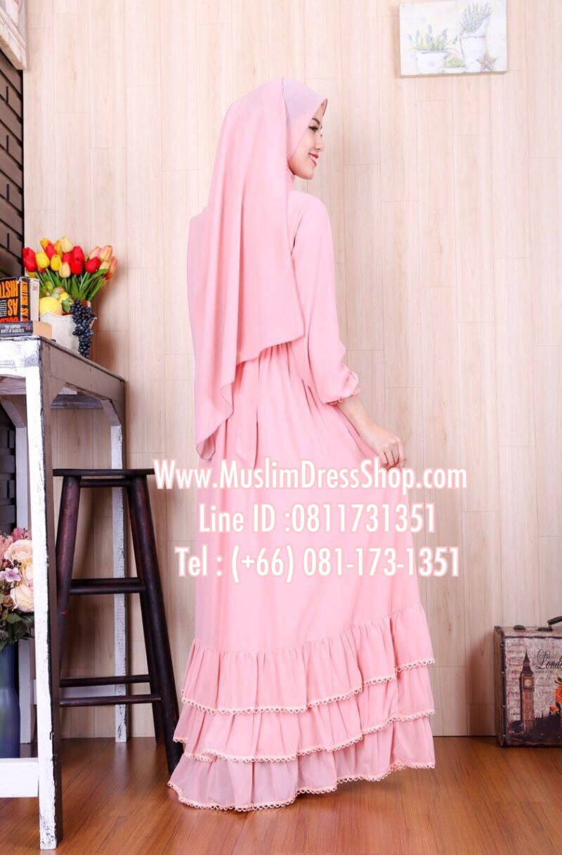 ชุดเดรสมุสลิมแฟชั่น ( LaCe 01) MuslimDressShop by HaRiThah S. จำหน่าย เดรสมุสลิมไซส์พิเศษ ชุดมุสลิม, เดรสยาว, เสื้อผ้ามุสลิม, ชุดอิสลาม, ชุดอาบายะ. ชุดมุสลิมสวยๆ เสื้อผ้าแฟชั่นมุสลิม ชุดมุสลิมออกงาน ชุดมุสลิมสวยๆ ชุด มุสลิม สวย ๆ ชุด มุสลิม ผู้หญิง ชุดมุสลิม ชุดมุสลิมหญิง ชุด มุสลิม หญิง ชุด มุสลิม หญิง เสื้อผ้ามุสลิม ชุดไปงานมุสลิม ชุดมุสลิม แฟชั่น สินค้าแฟชั่นมุสลิมเสื้อผ้าเดรสมุสลิมสวยๆงามๆ ... เดรสมุสลิม แฟชั่นมุสลิม, เดเดรสมุสลิม, เสื้ออิสลาม,เดรสใส่รายอ แฟชั่นมุสลิม ชุดมุสลิมสวยๆ จำหน่ายผ้าคลุมฮิญาบ ฮิญาบแฟชั่น เดรสมุสลิม แฟชั่นมุสลิแฟชั่นมุสลิม ชุดมุสลิมสวยๆ เสื้อผ้ามุสลิม แฟชั่นเสื้อผ้ามุสลิม เสื้อผ้ามุสลิมะฮ์ ผ้าคลุมหัวมุสลิม ร้านเสื้อผ้ามุสลิม แหล่งขายเสื้อผ้ามุสลิม เสื้อผ้าแฟชั่นมุสลิม แม็กซี่เดรส ชุดราตรียาว เดรสชายหาด กระโปรงยาว ชุดมุสลิม ชุดเครื่องแต่งกายมุสลิม ชุดมุสลิม เดรส ผ้าคลุม ฮิญาบ ผ้าพัน เดรสยาวอิสลาม -