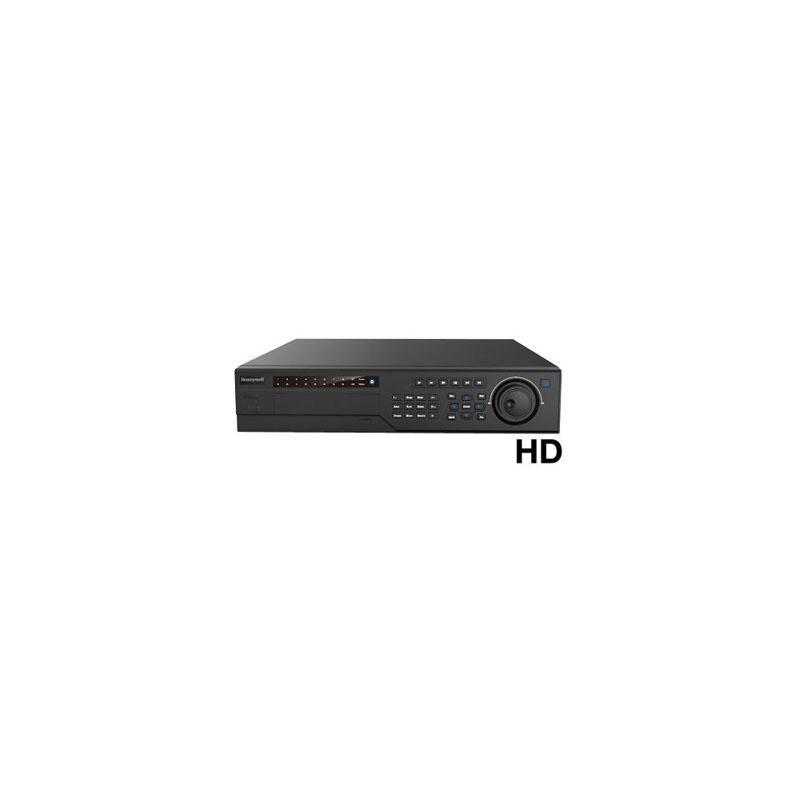 Honeywell NVR 64ch Network 8 SATA RAID5&6 16POE 4K H.265