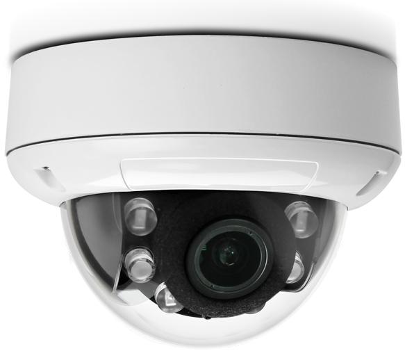 กล้อง HD-TVI 1080P ทรงโดม AVTECH รุ่น DG207F