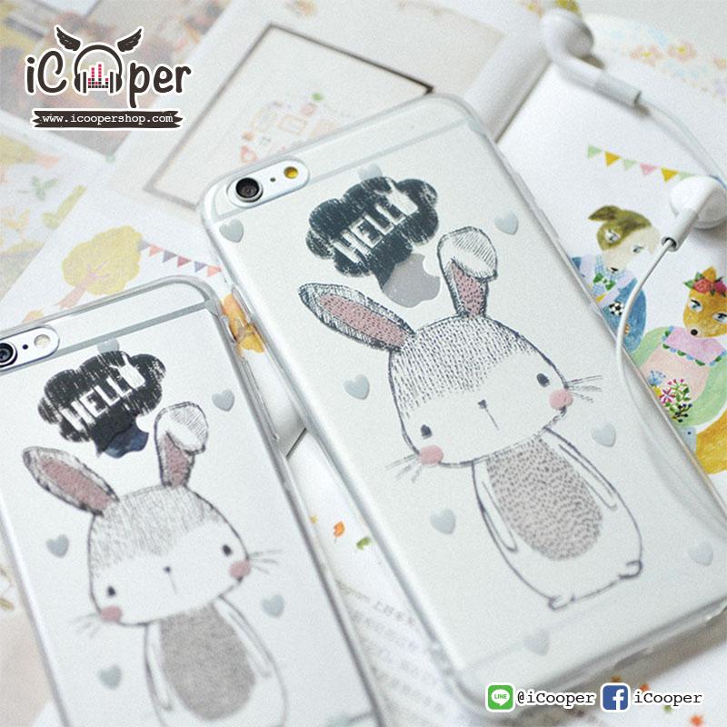 MAOXIN TP Case - Hello Rabbit (iPhone6+/6s+)