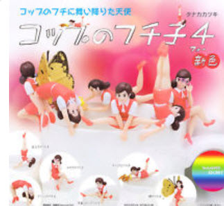 Coppu no Fuchiko Figure Part.4 ครบชุด 7 ชิ้น