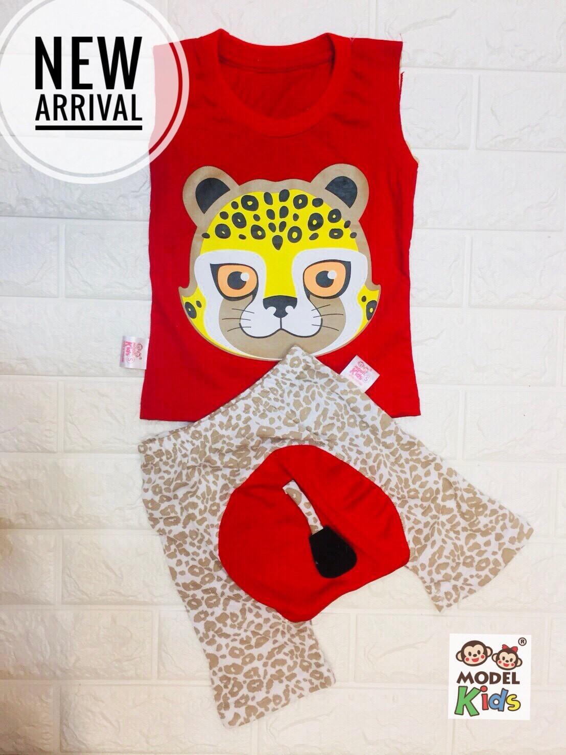 ชุดเสือดาวแดง