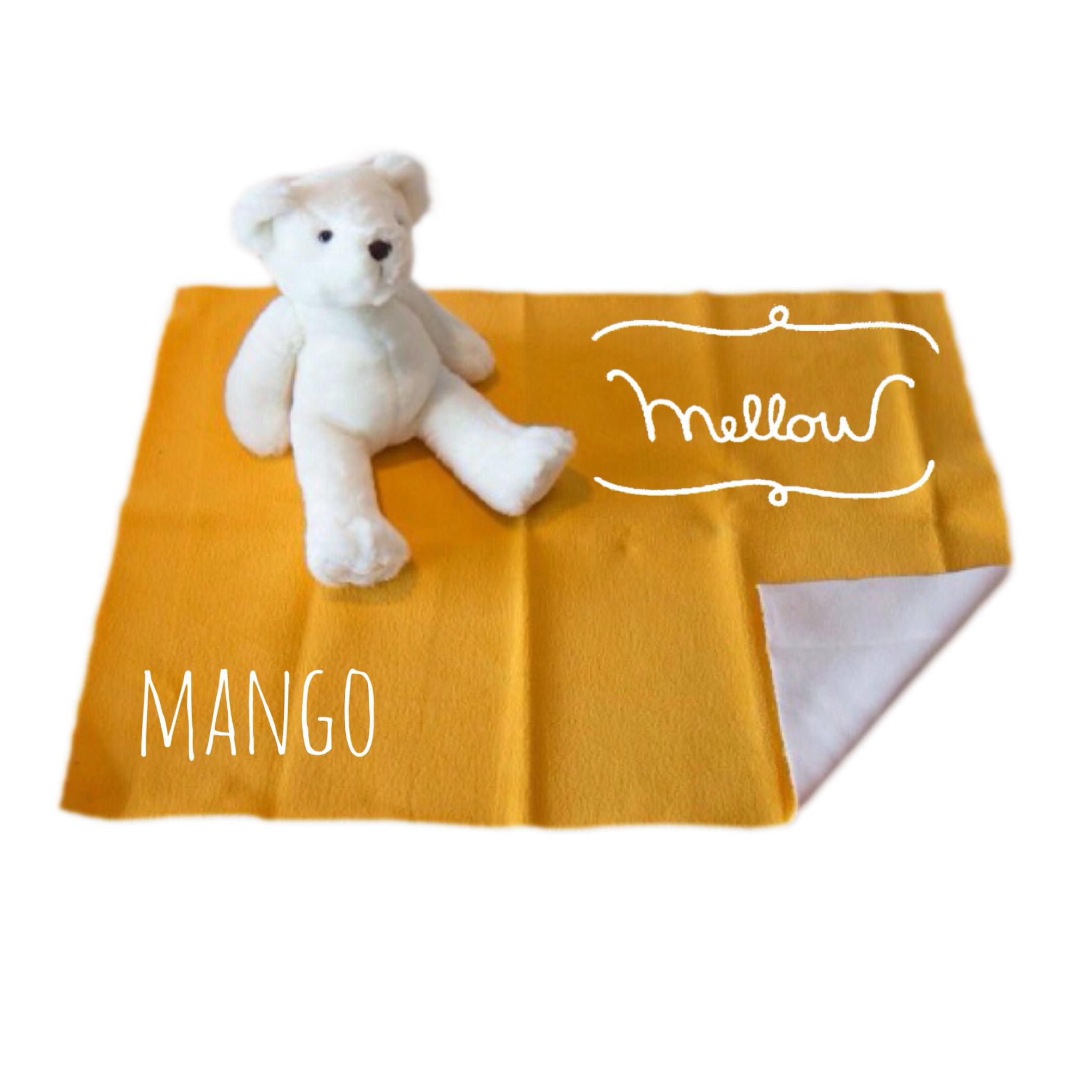 ผ้ารองกันฉี่ Mellow Quick dry SIZE S Mango
