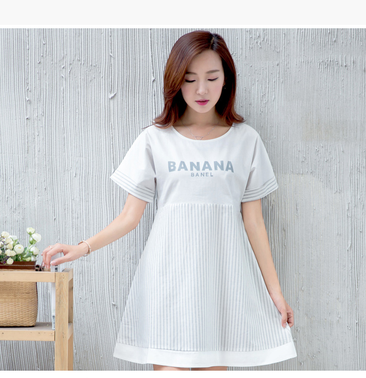 เสื้อคลุมท้อง แฟชั่นสไตล์เกาหลี